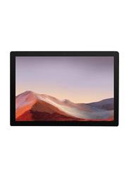 "Microsoft Surface Pro 7+ 2-in-1 Laptop, 12.3"" PixelSense Touch Display, Intel Core i7-1165G7 11th Gen 2.8 GHz, 256GB SSD, 16GB RAM, Intel Iris Xe Graphics, EN KB, Wi-Fi, Win10 Pro, 1NC-00006, Platinum"