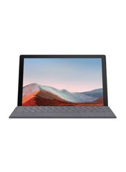"Microsoft Surface Pro 7+ 2-in-1 Laptop, 12.3"" PixelSense Touch Display, Intel Core i7-1165G7 11th Gen 2.8 GHz, 512GB SSD, 16GB RAM, Intel Iris Xe Graphics, EN KB, Wi-Fi, Win10 Pro, 1ND-00021, Black"