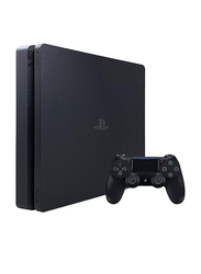 Sony PlayStation 4 Slim Console, 1TB, with 1 Controller, Black