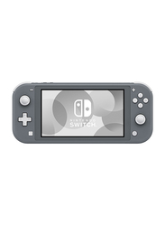 Nintendo Switch Lite Console, with 1 Game, Grey