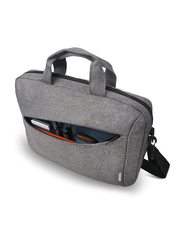 Lenovo 15.6-inch Casual Laptop Messenger Bag, Grey