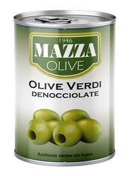 Mazza Pitted Green Olives, 397g