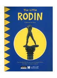 Little Rodin (English), Soft Cover Book, By: Department of Cultural & Tourism, Abu Dhabi, Louvre