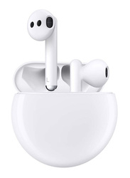 Huawei Freebuds 3 Wireless In-Ear noise Cancelling Earbuds with Mic, White