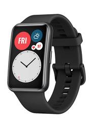 Huawei Smartwatch Fit, GPS, Graphite Black