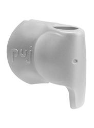 PUJ Snug Faucet Spout Cover, Grey