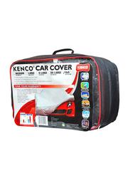 Kenco Premium Car Body Cover for Volvo S80, Grey