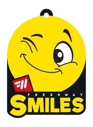 Fresh Way Car Smiles Cherry Air Freshener