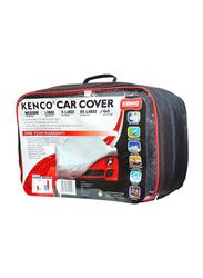 Kenco Premium Car Body Cover for Toyota Camry, Silver