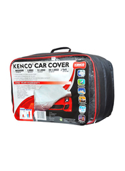 Kenco Premium Car Body Cover for Lexus ES, Black