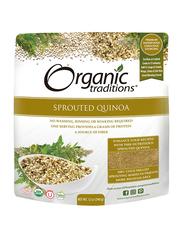 Organic Traditions Sprouted Quinoa, 340g, Quinoa