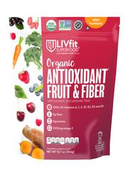 Better Body Foods Organic Antioxidant Fruit & Fiber Blend, 360g
