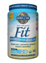 Garden of Life Raw Organic Fit Protein Powder, 913gm, Vanilla