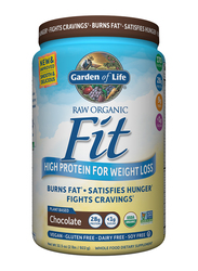 Garden of Life Raw Organic Fit Protein Powder, 922gm, Chocolate Cacao