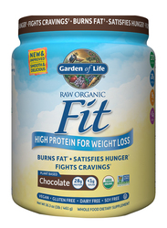 Garden of Life Raw Organic Fit Protein Powder, 461gm, Chocolate Cacao