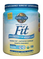 Garden of Life Raw Organic Fit Protein Powder, 457gm, Vanilla