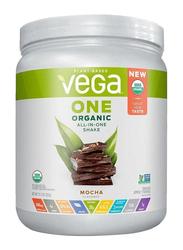 Vega One Organic All-in-One Shake, 359g, Mocha