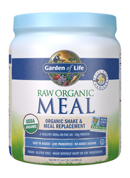 Garden of Life Raw Organic Meal Shake & Meal Replacement, 484gm, Vanilla