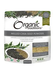 Organic Traditions Milled Chia Seed Powder, 227g, Chia Seeds