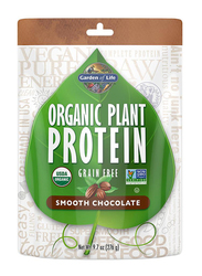Garden of Life Organic Plant Protein, 276gm, Smooth Chocolate