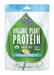 Garden of Life Organic Plant Protein, 265gm, Smooth Vanilla