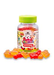 Sunshine Nutrition Vegan Multivitamins Cool Gummies Dietary Supplement, 60 Gummies