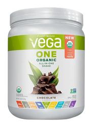 Vega One Organic All-in-one Shake Protein Powder, 375g, Chocolate