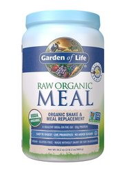 Garden of Life Raw Organic Meal Shake & Meal Replacement, 969gm, Vanilla