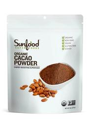 Sunfood Superfoods Organic Cacao Powder, 227g, Cacao