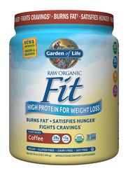 Garden of Life Raw Organic Fit Protein Powder, 454gm, Coffee