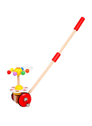 Pull Along Wooden Toy