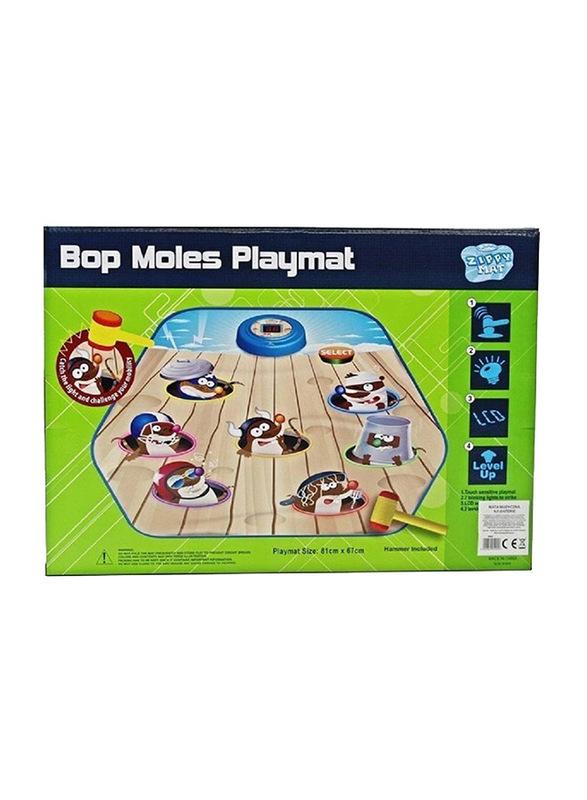 Bop Moles Playmat, Ages 3+