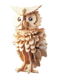 Assembly Owl 3D Puzzle