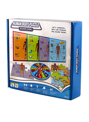 8-Piece Set Human Body Puzzle Board Game