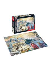 1000-Piece Set Winter Puzzle