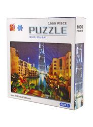 1000-Piece Set Burj Dubai Puzzle
