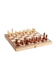 32-Piece Set Wooden Chess Board