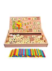 Wooden Math Board, Ages 3+