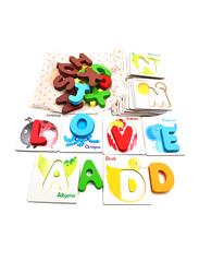 26-Piece Set 3D Letters Puzzle