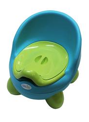 Babyjem Tonton Potty, 2-3 Years, Blue/Green