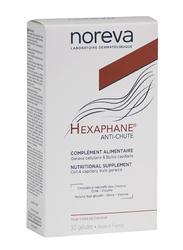 Noreva Hexaphane Anti Hair Loss Dietary Supplement, 30 Capsules