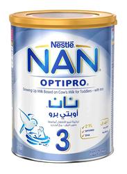 Nestle NAN Optipro Stage 3 Growing Up Formula Milk, 1-3 Years, 800g