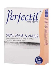 Perfectil Triple Active Supplement for Skin/Hair and Nails, 30 Tablets