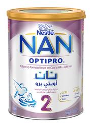Nestle NAN Optipro Stage 2 Follow-Up Infant Formula Milk, 6-12 Months, 800g