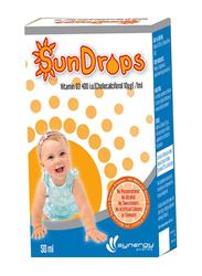 Synergy Sundrops Vitamin D3 400 I.U. Supplement, 50ml