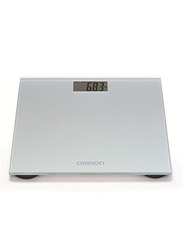 Omron Digital Personal Body Weight Scale, HN-289, Silky Grey