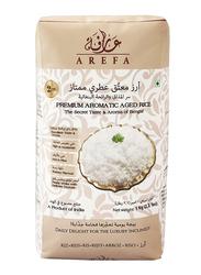 Arefa Premium Aromatic Aged Rice, 1 Kg