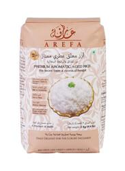 Arefa Premium Aromatic Aged Rice, 2 Kg