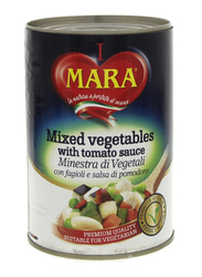 Mara Mixed Vegetables with Tomato Sauce, 6 Can x 400g