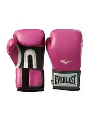 Everlast 12-oz Pro Style Training Gloves, EVER 1200028, Pink